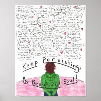 Keep Persisting Poster