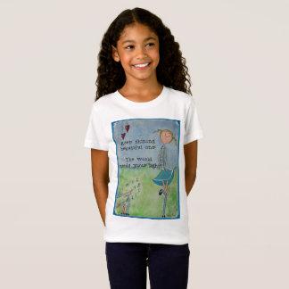 Keep shining beautiful one! T-Shirt