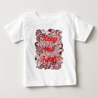 Keep the Faith Baby T-Shirt