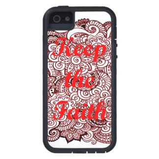 Keep the Faith iPhone 5 Cover