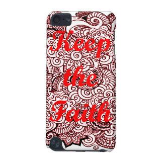 Keep the Faith iPod Touch 5G Cover