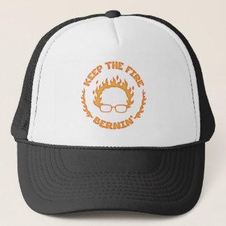 Keep the Fire Bernin' Trucker Hat
