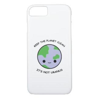 Keep the planet safe iPhone 8/7 case