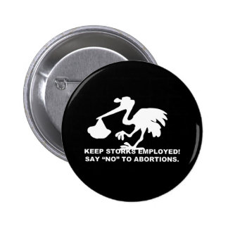 Keep the Storks Employed Buttons