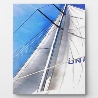 Keep The Wind In Your Sails Plaque