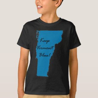 Keep Vermont Blue! Democratic Pride! T-Shirt