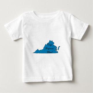 Keep Virginia Blue! Baby T-Shirt