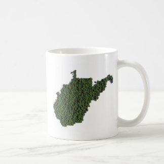 Keep West Virginia Green Coffee Mug