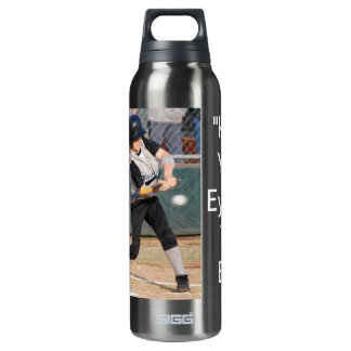 keep your eye on the ball batter bottle 0.5L insulated SIGG thermos water bottle