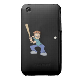 Keep Your Eye On The Ball iPhone 3 Cases