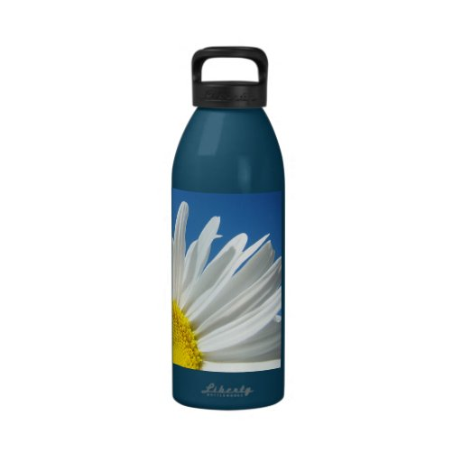 Keep Your Friends Close Water Bottles Daisies