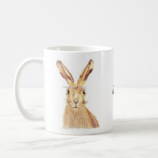 Keep your Hare on mug