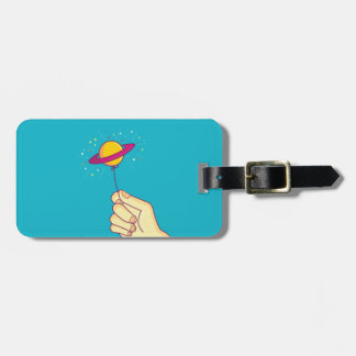 Keep your hopes up! luggage tag