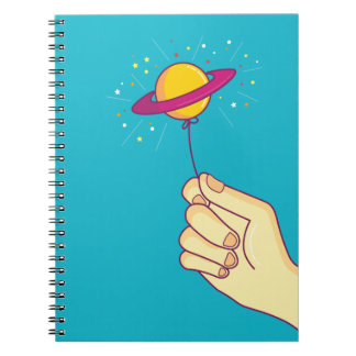 Keep your hopes up! notebook