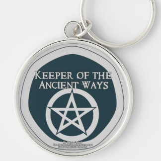 Keeper of the ancient ways keychains