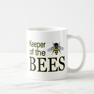 KEEPER OF THE BEES COFFEE MUG