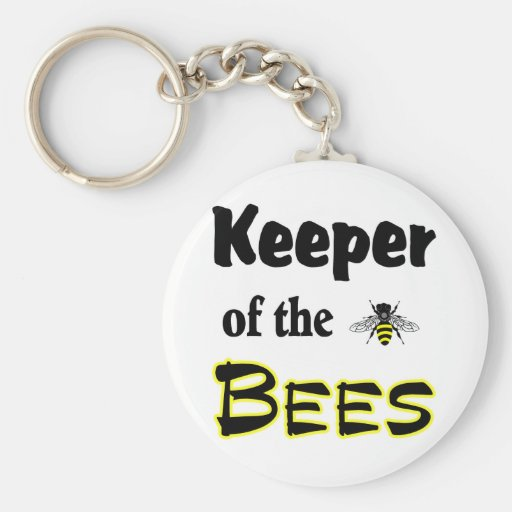 keeper of the bees keychains