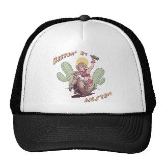 Keepin' It Austin Mesh Hats