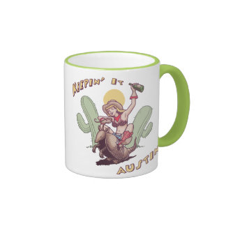 Keepin' It Austin Mugs