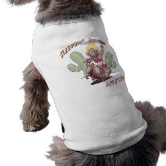 Keepin' It Austin Sleeveless Dog Shirt