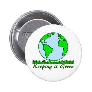 Keeping It Green Button