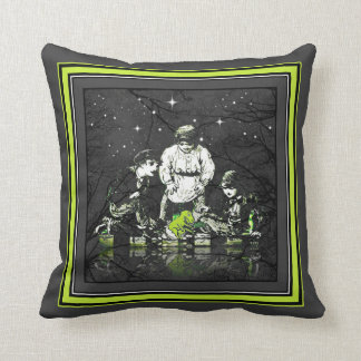 Keeping It Throw Pillow