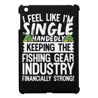 Keeping the Fishing Industry Financially Strong iPad Mini Cover