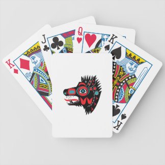KEEPING THE WATCH BICYCLE PLAYING CARDS