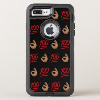#Keepit100 iPhone 7 Plus Otterbox Case