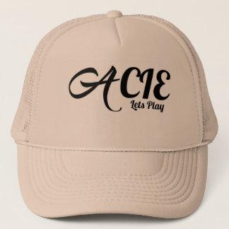 keeps the sun away trucker hat