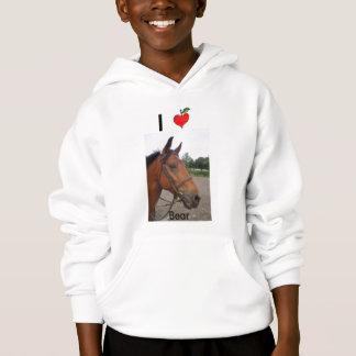 Keepsake Barely There - aka Bear Pony - Sweatshirt