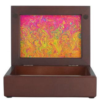 Keepsake Box Fluid Colors