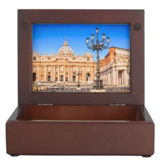 Keepsake Box Vatican