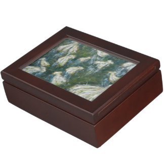 Keepsake Box - White Dress Paitings