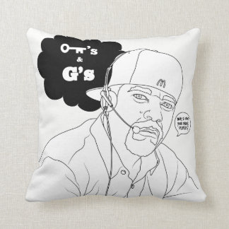 Kees & Gees Pillow