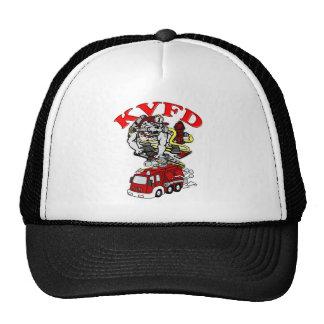 Keeseville Volunteer Fire Department Mesh Hats