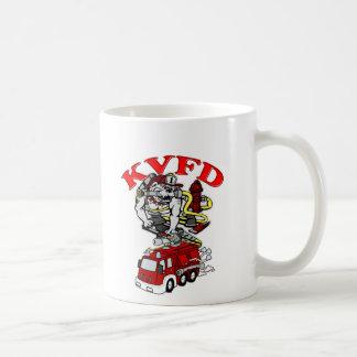 Keeseville Volunteer Fire Department Coffee Mug