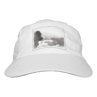 Keeshond at Shadow's Creek Hat