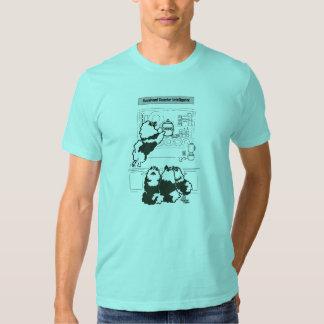 keeshond counter intelligence t shirts