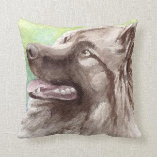 Keeshond Dog Gifts Cushion