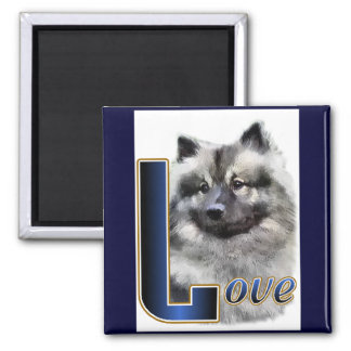 Keeshond Gifts Magnet