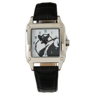 Keeshond Graphics  - Cute Original Dog Art Watch