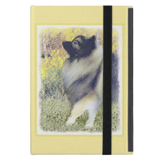 Keeshond in Aspen iPad Mini Case