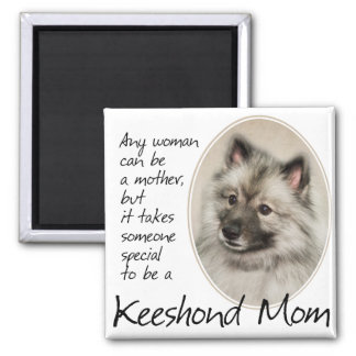 Keeshond Mom Magnet