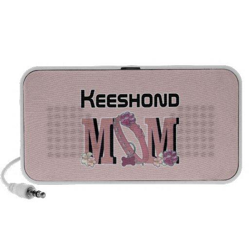 Keeshond MOM Speaker System