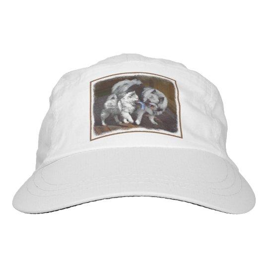 Keeshond Playtime Hat