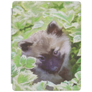 Keeshond Puppy iPad Cover