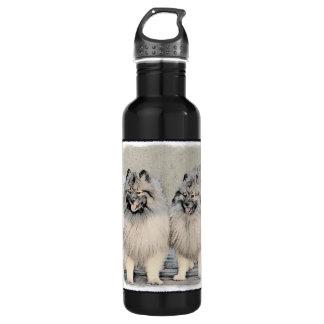Keeshonds 710 Ml Water Bottle