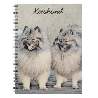 Keeshonds Notebook