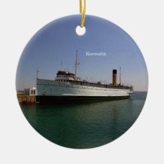 Keewatin ornament